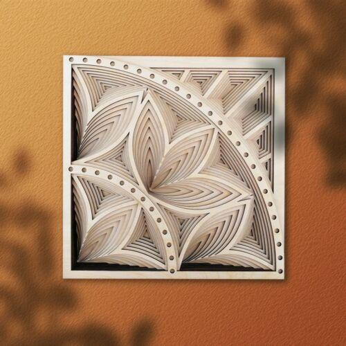 Blossom Fairy_wooden wallart_homedecor_wallart