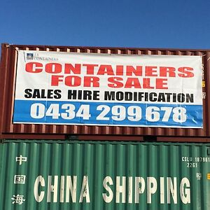 SHIPPING CONTAINERS 10FT 20FT 40FT SALE ON NOW!!!!! Ballarat City Preview