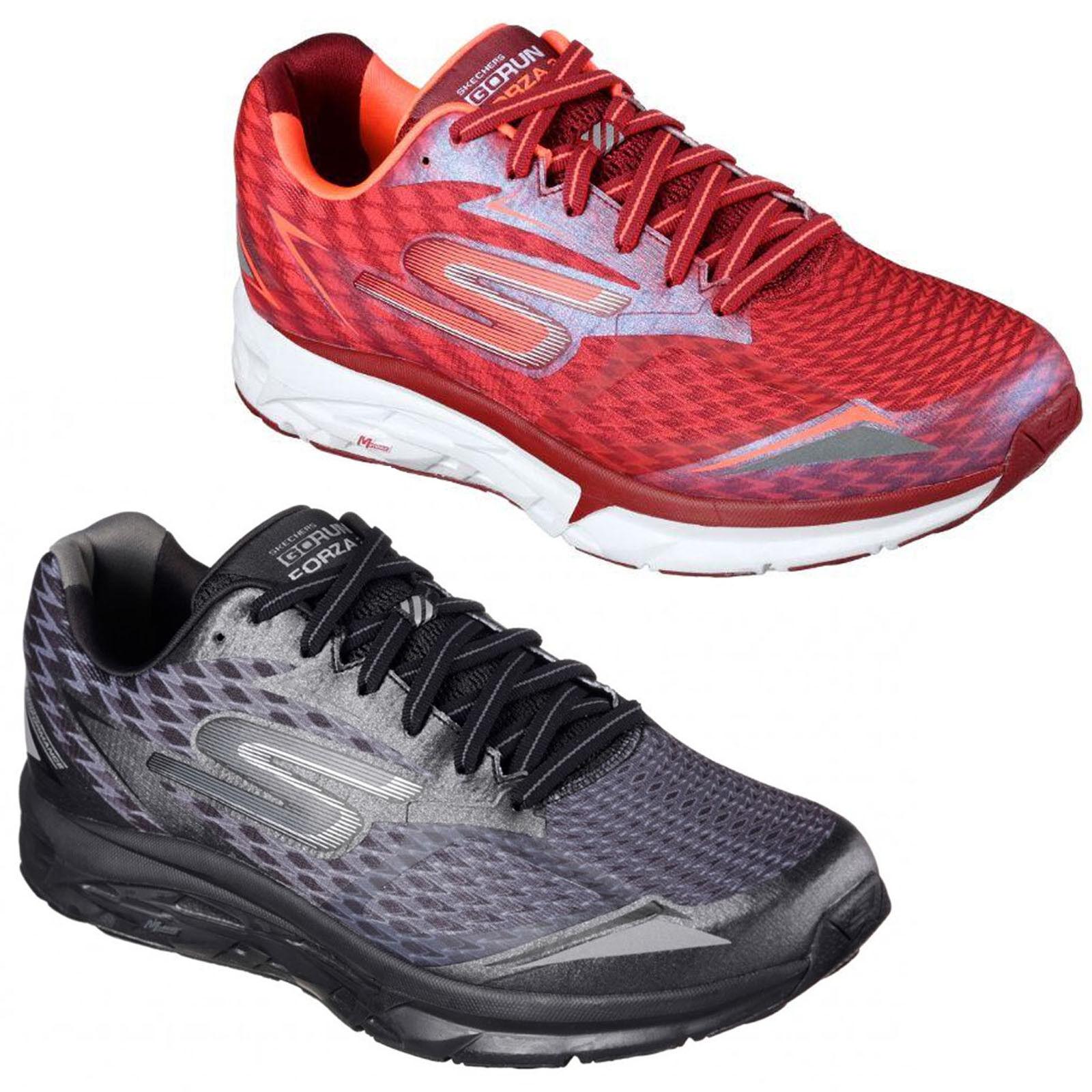 8b5bea170167 Details about Skechers GoRun Forza 2 Trainers Mens Sports Running Memory  Foam Training Shoes