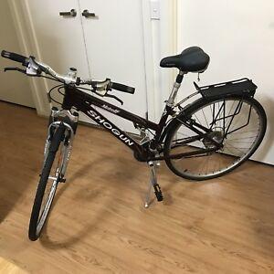 Bike: SHOGUN MetroSE