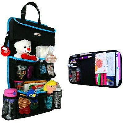 Fancy Mobility Car Backseat Organizer - Baby Accessories, Kids Small Toys & Trav