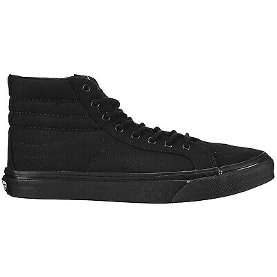 Vans SK8-Hi Slim Canvas Mens Womens Casual Hi-Top Unisex Trainers