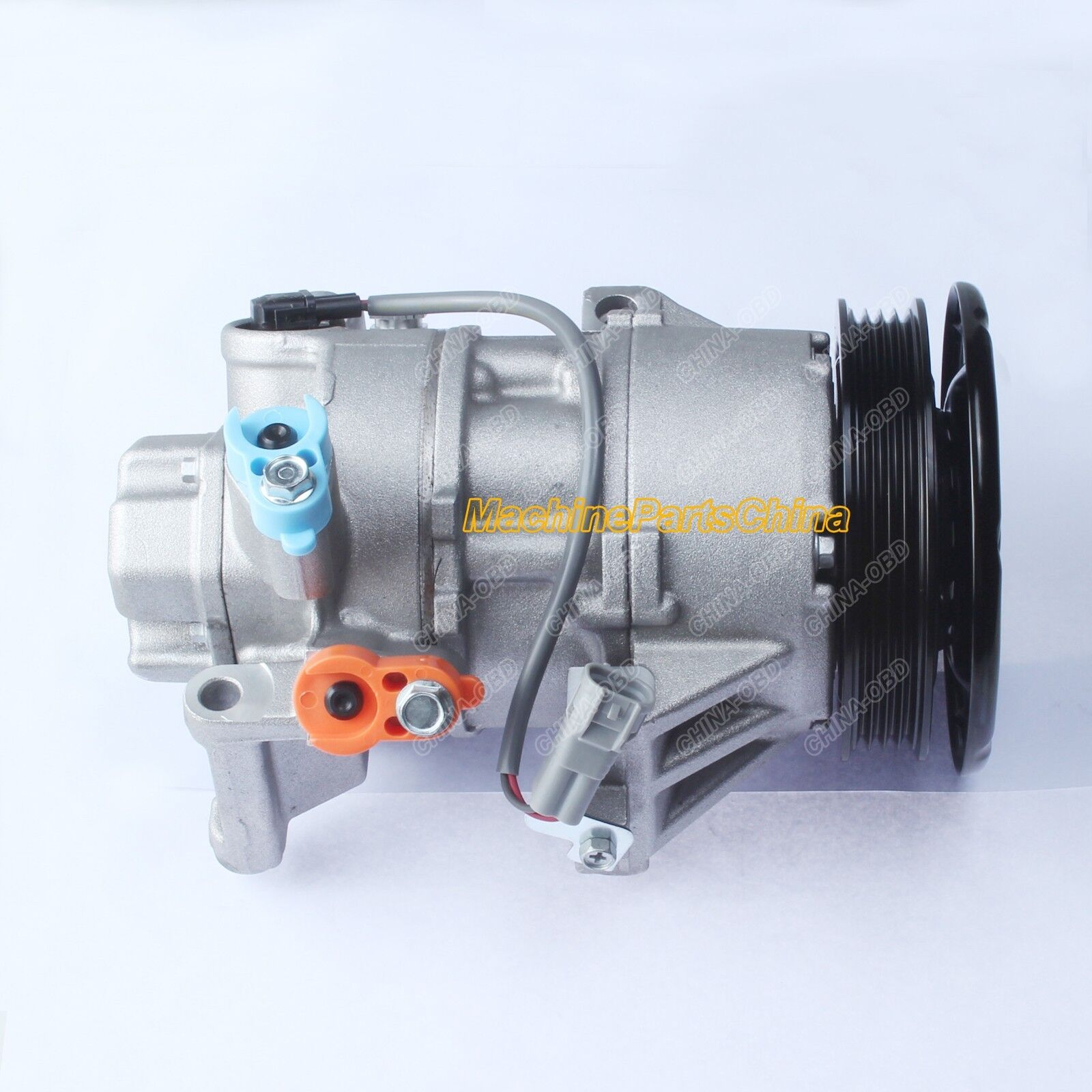 447260-1780 4PK AC Compressor Air Conditioning Compressor with Clutch for Toyota yaris 1.3 Denso 5SER09C Air Conditioner Compressor Clutch Assy Spare Parts 3 Month Warranty