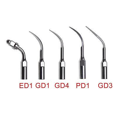10pcs Dental Ultrasonic Piezo Scaler Scaling Tips Fit Dte Satelec Handpiece Bus