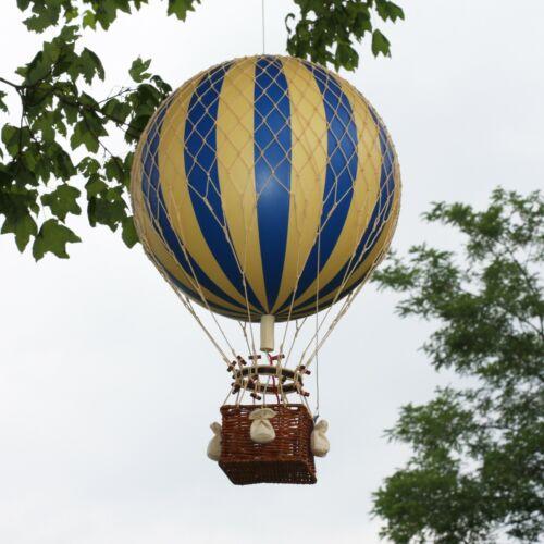 Handmade Hot Air Balloon Model Home Decor
