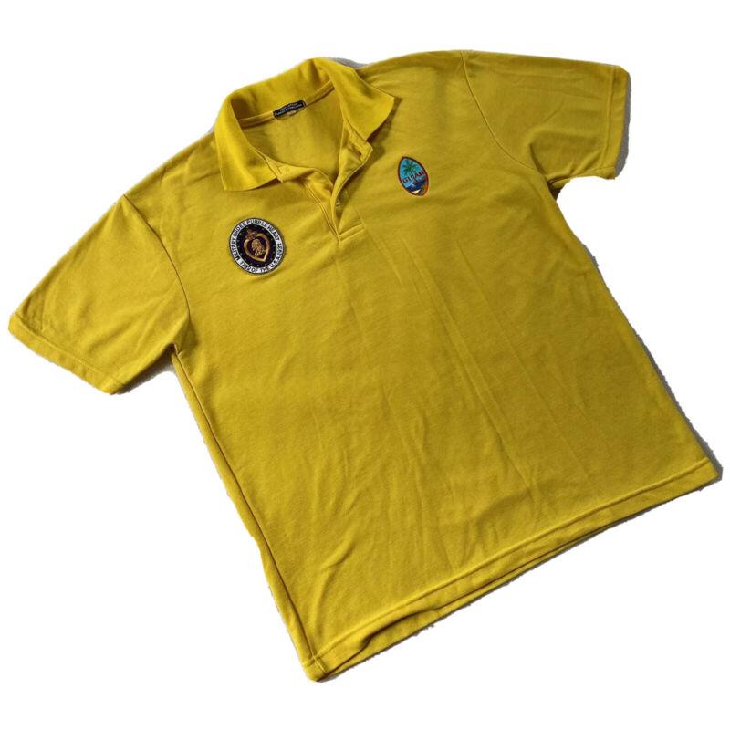 Guam USA Military Order Purple Heart Polo Shirt Men
