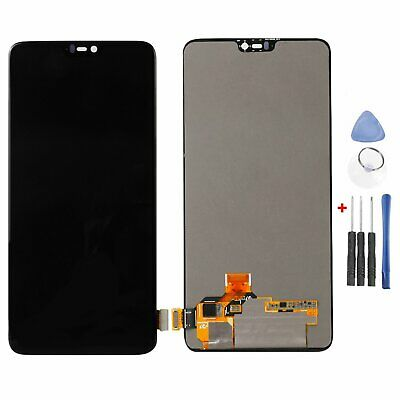 Ersetzen Touchscreen LCD Display Kit Für OnePlus 6 LCD Bildschirm Komplett Teile Lcd-display-kit