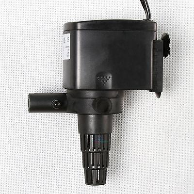 420 GPH Powerhead Submersible Pump Aquarium Fish Tank Undergravel Filter