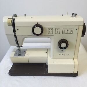 Sewing machine Janome Caves Beach Lake Macquarie Area Preview