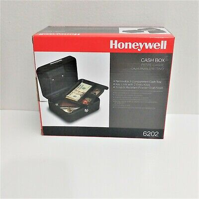Honeywell Cash Box 6202