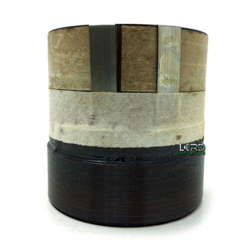 """3"""" Dual 4 Ohm Voice Coil 4 Layer  Subwoofer Speaker Parts VC180312A"""