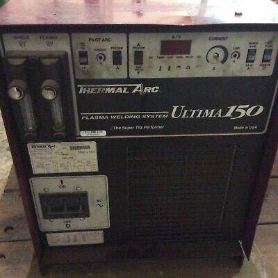 Thermal Arc Ultima-150 Plasma Welder Parts Only Read Description