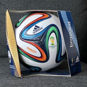 Authentic Adidas Brazuca Official Match Ball (OMB)