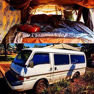 1999 Mazda E2000 Van/Minivan Coral Bay Carnarvon Area Preview