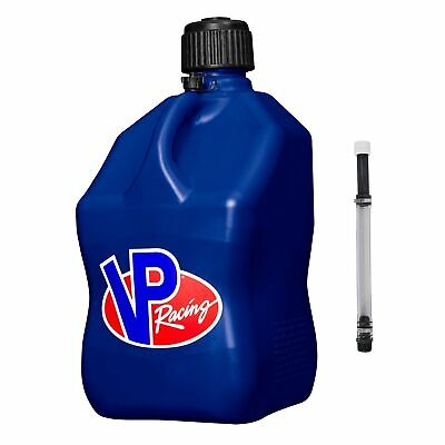 Vp Racing Fuels 5-gal Plastic Motorsport Fuel Liquid Container Hose Kit W Cap