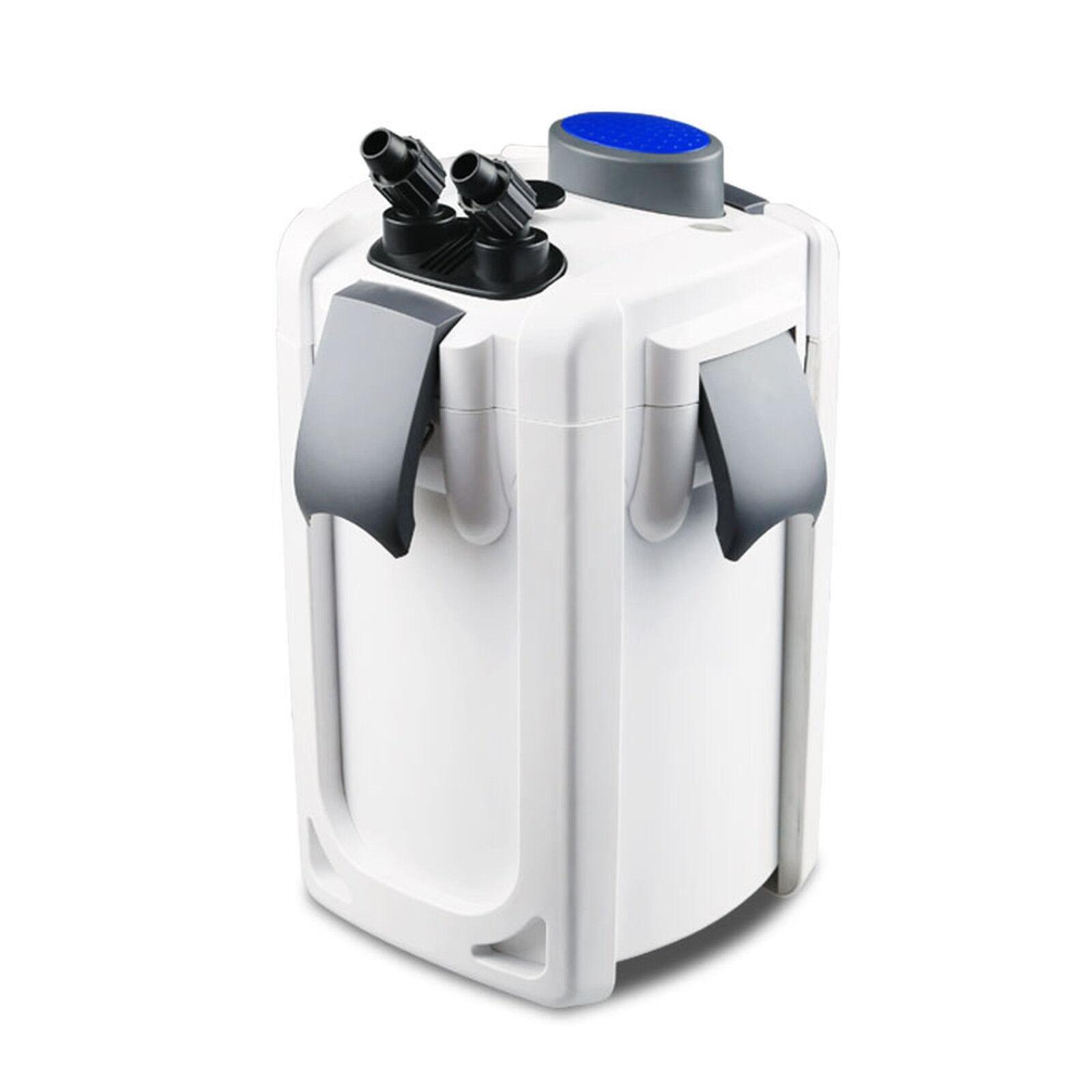 Aquarium Außenfilter 702 704 A/B UVC Klärer 400 bis 1000l Becken Filtermaterial