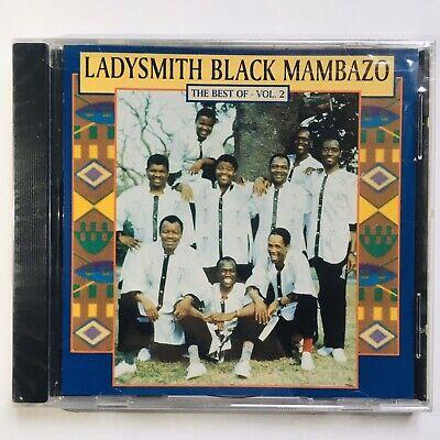 The Best of Ladysmith Black Mambazo, Vol. 2 by Ladysmith Black Mambazo