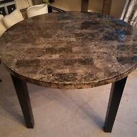 Dinning room table from Leons