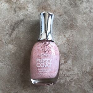 Sally Hansen Fuzzy Coat Collection