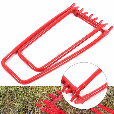 Fence Crimping Tool Ranch Strainer Wire Tightener High Tensile Repair Best Sell