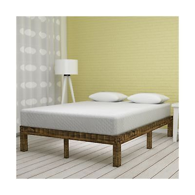 Olee Sleep Firm Ventilated Convolution Memory Foam Mattress,