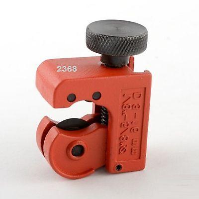 """Mini Tubing Cutter Copper / Aluminum Tubing / Pipe Cutting Tool 1/8"""" - 5/8"""" HVAC"""
