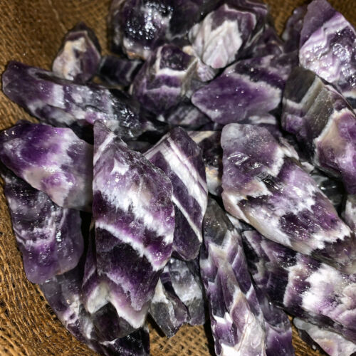 500 Carat Lots of Unsearched Natural Auralite-23 Rough - Plus a FREE Faceted Gem