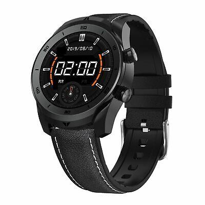 LEMFO DT79 2020 New Smart Watch Men Bluetooth Call 360*360 HD ECG+PPG Smart