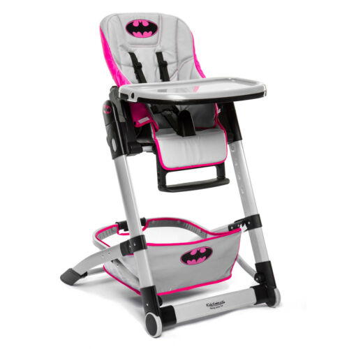 KidsEmbrace DC Comics Batgirl Deluxe High Chair Brand New Free Shipping !!