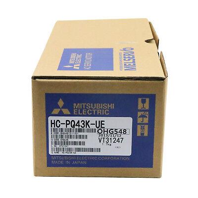 Mitsubishi Servo Motor Hc-pq43k-ue Hcpq43kue New In Box Half Year Warranty