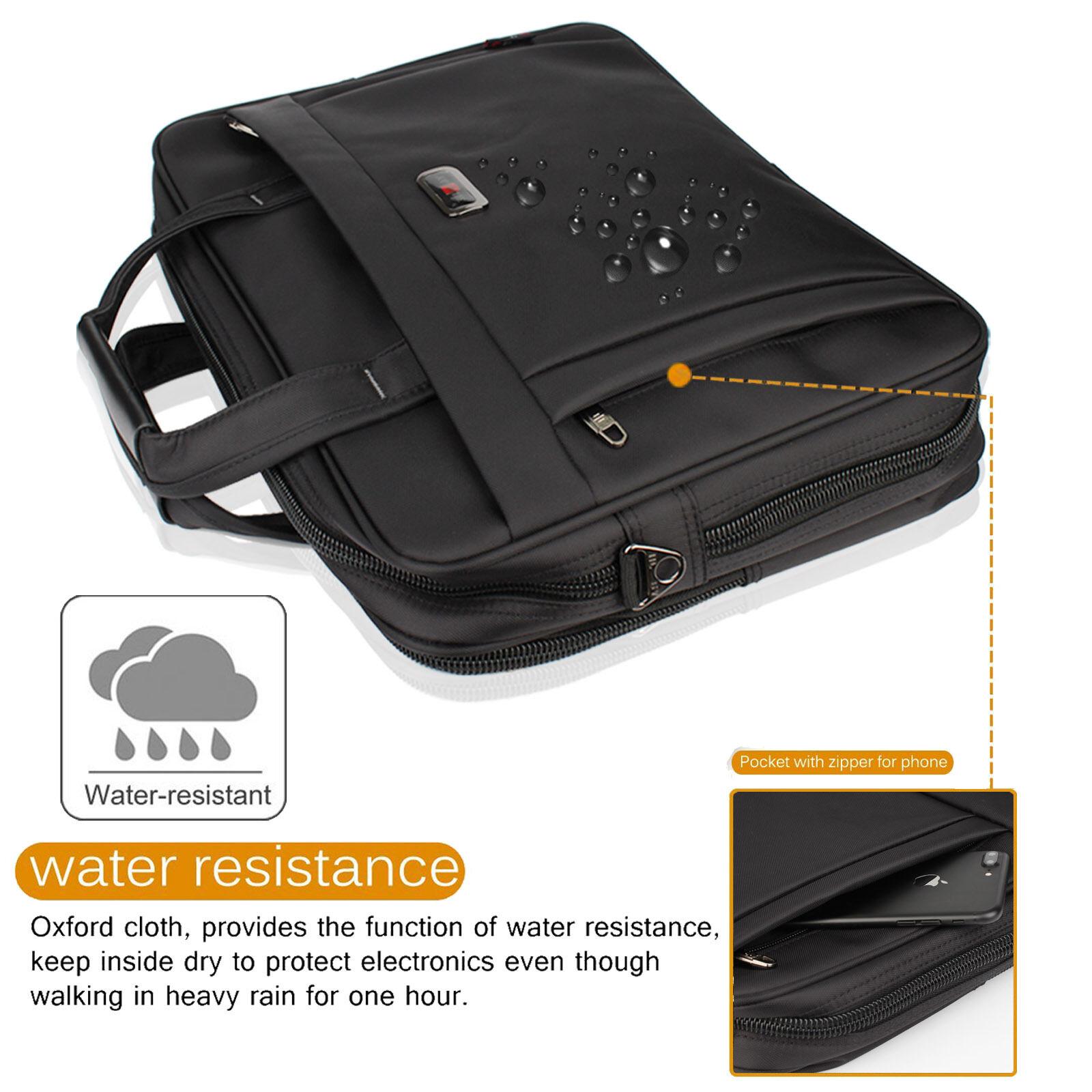 """16"""" 15.6"""" Laptop Bag Carrying Sleeve Case Computer Shoulder"""