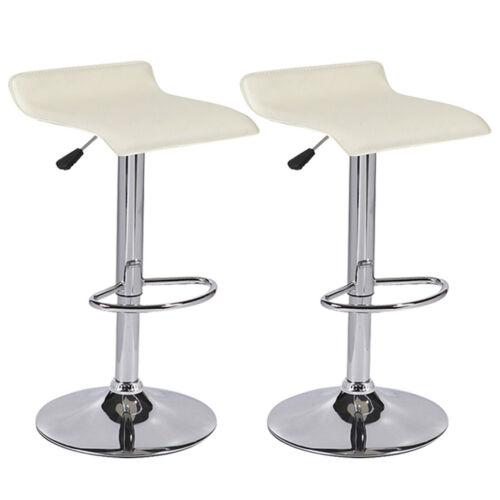 bn cream swivel seat chrome