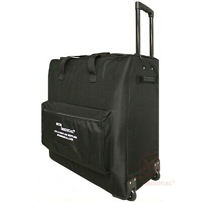 Large Cpr Manikin Carry Bag W Wheels And Handle Mcr Medical Carryall-l