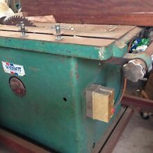 3 phase table saw Bronte Eastern Suburbs Preview
