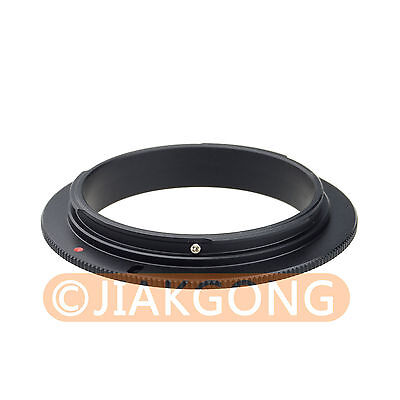 (49mm Macro Reverse Adapter Ring for CANON EF Mount)