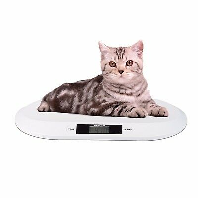 Comfort Curve Shape Baby& Pets Scale 3 Modes ( KG ST LB ) DOG CAT ANIMAL SCALE](Animal Shapes)