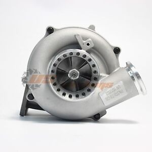 94~97 Ford Powerstroke 7.3L Upgraded TP38 Turbo 3.5'' Intake Compressor Housing