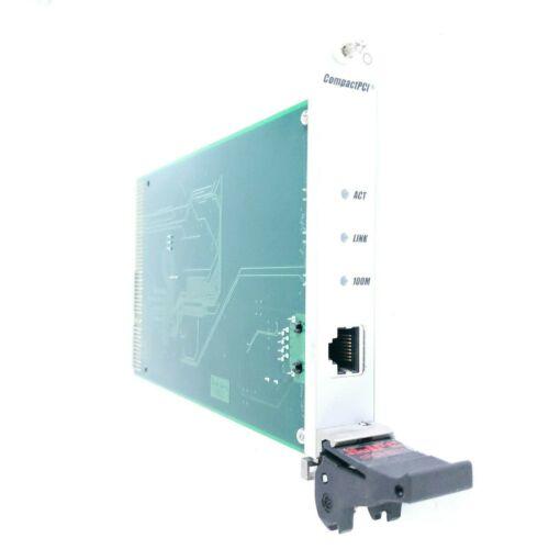 Adlink cPCI-8211 3U CompactPCI/PXI Fast Ethernet Card Alstom Alspa