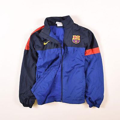 Nike Junge Kinder Jacke Jacket Gr.152 FC Barcelona Trainingsjacke, 45124