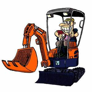 Mini Excavator Hire $175 p/d Carrara Gold Coast City Preview