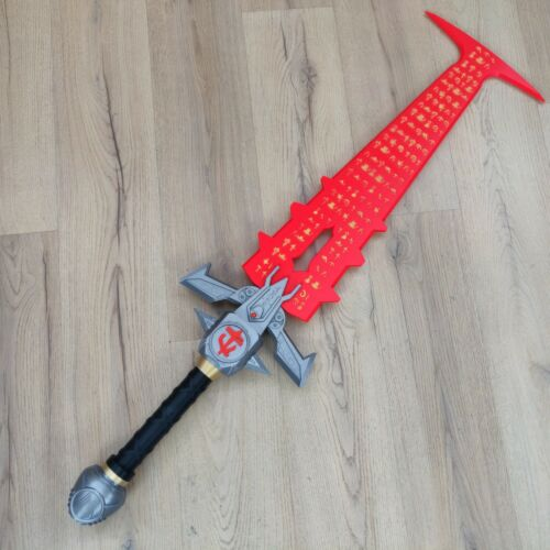 Doom Eternal Crucible Sword 3d Printed for Cosplay