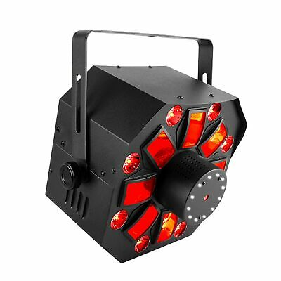 Chauvet DJ Swarm Wash FX 4-in-1 LED DJ Effect Light with Laser & Strobe