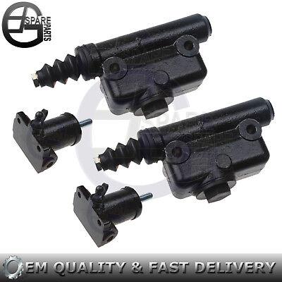 New 2pc Brake Master Slave Cylinder Kit For Case 450b 480 480b 480d 580 580b