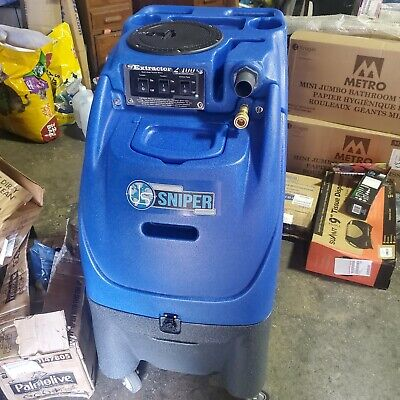 Pro-12 12-gallon Carpet Extractor W Dual Vacuum Motors 12gal Tank
