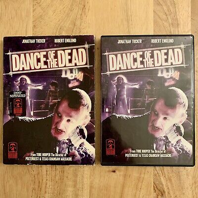 HORROR DVD ~ Masters of Horror: Dance of the Dead (DVD, 2006) Tobe Hooper