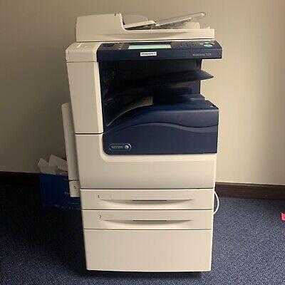 Xerox Workcentre 7225 Color Mfp Copier