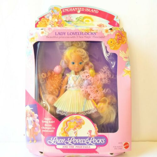 Lady Lovely Locks and the pixietails Enchanted Island LLL do