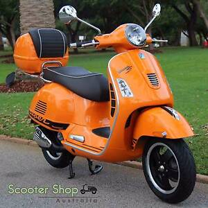 VESPA'S FROM $2690, LX, LX-S, SPRINT, PX, GTS 50cc's - 300cc's!!! Fremantle Fremantle Area Preview
