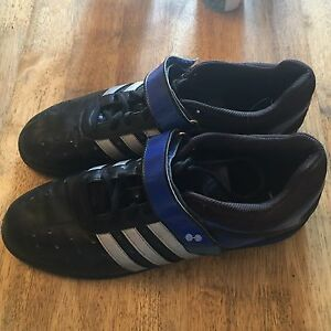 Adidas Olympic power weight lifting shoes size 13 Newcastle East Newcastle Area Preview