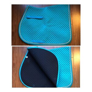 Brand New English AP Saddle Pads